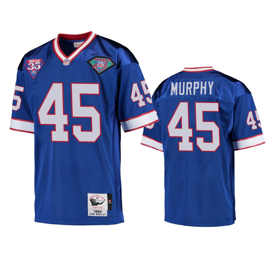 Marcus Murphy Jersey