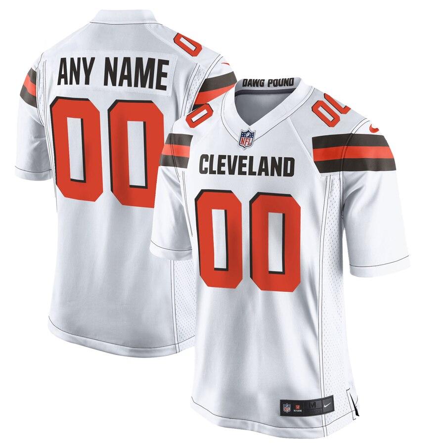 cleveland browns custom jersey