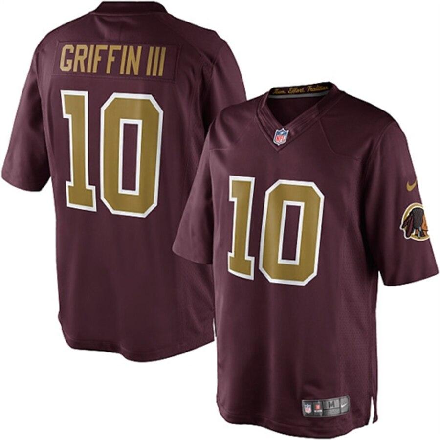 Robert Griffin III Washington Redskins Nike Youth Game Alternate ...
