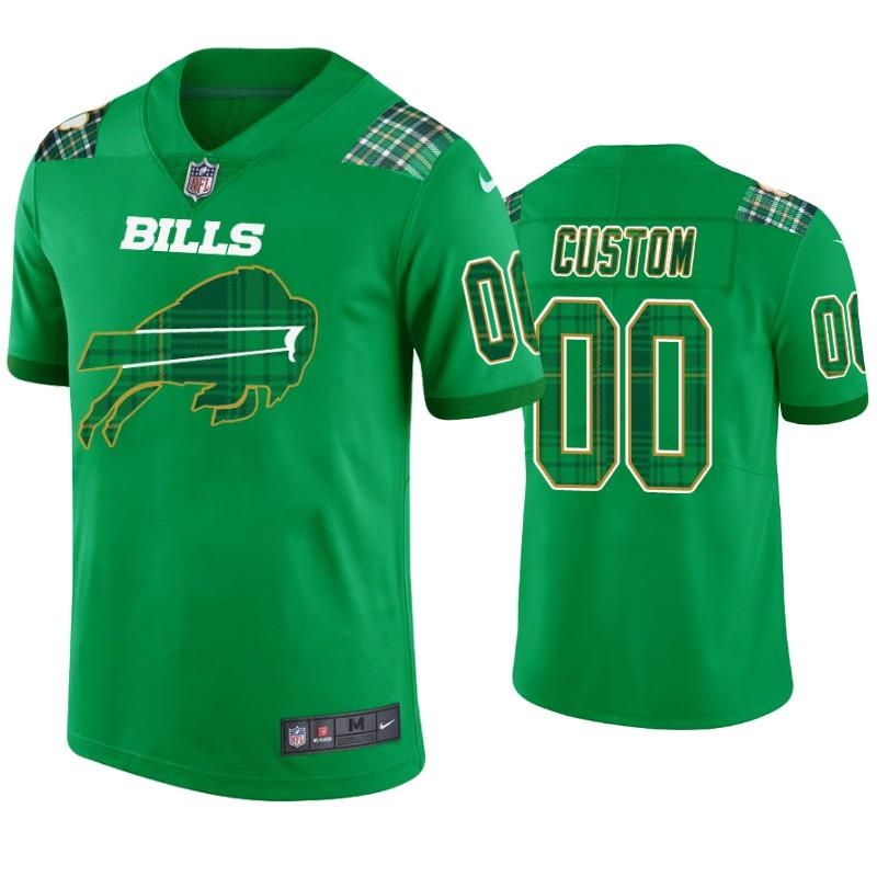 custom bills jersey