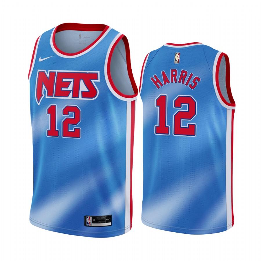 Joe Harris Brooklyn Nets Blue Classic Edition New Uniform 2020-21 ...